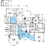 Spanish Courtyard House Plans Plan Luxury