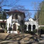 Spanish Eclectic Houses Atlanta