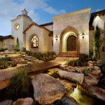 Spanish Hacienda House Plans