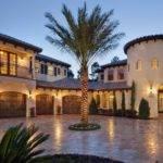 Spanish House Styles Design Hacienda Pinterest