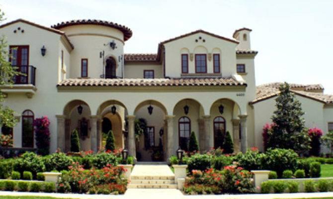 Spanish Mission Style House Pixshark