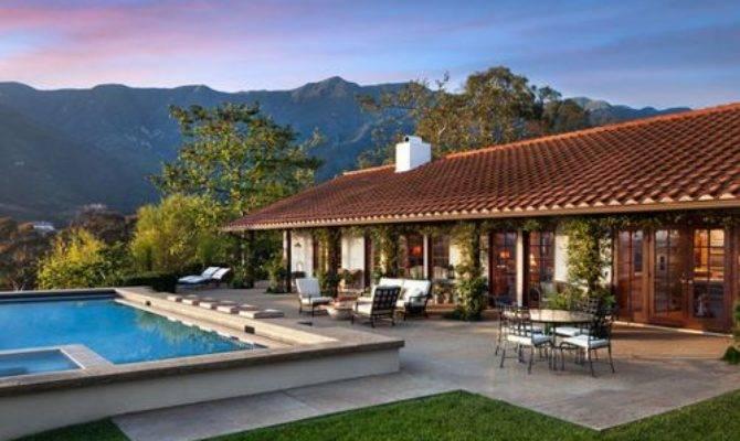 Spanish Ranch Houzz