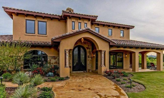 Spanish Style Exterior Paint Colors Most Popular