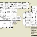 Spanish Style Home Floor Plans Pinterest