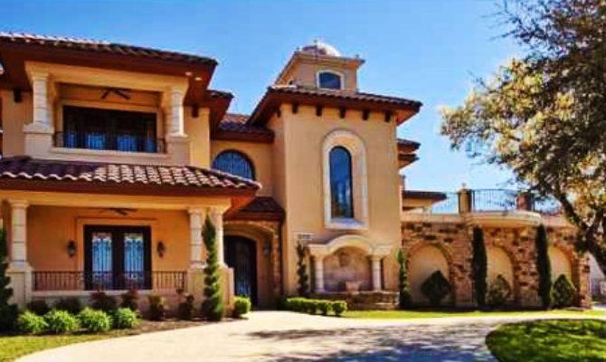Spanish Style Home Mediterranean Exterior Austin