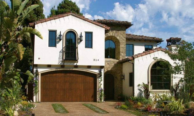 Spanish Style Home Mediterranean Exterior Los