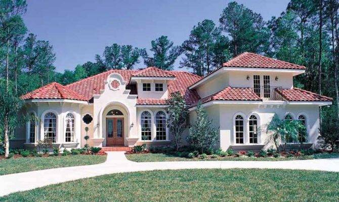 Spanish Style Homes Interior Exterior Ideas
