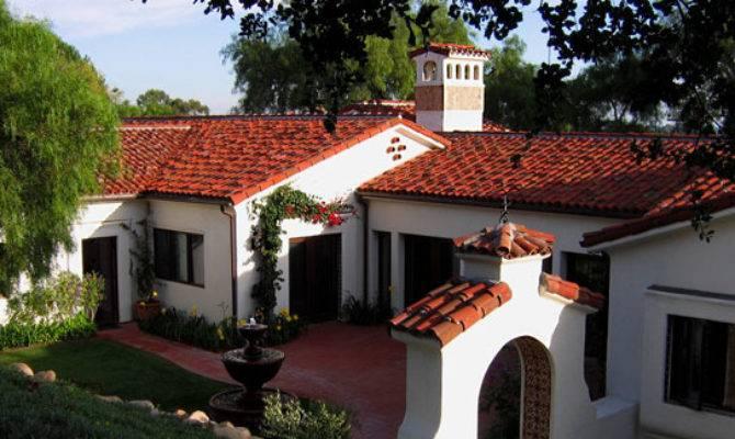 Spanish Style Homes Santa Barbara California Designers