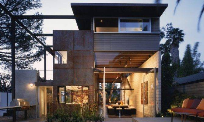 Spectacular Modern Industrial Home Designs Stand