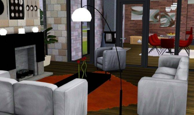 Spectacular Sims Interior Design Ideas Home