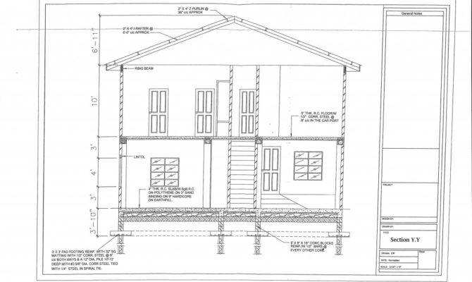 Spectacular Trinidad House Plans Home Building