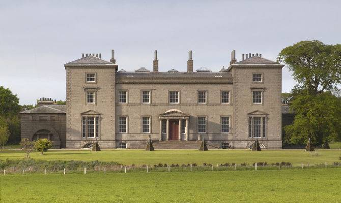 Spent Couple Years Looking Neoclassical House