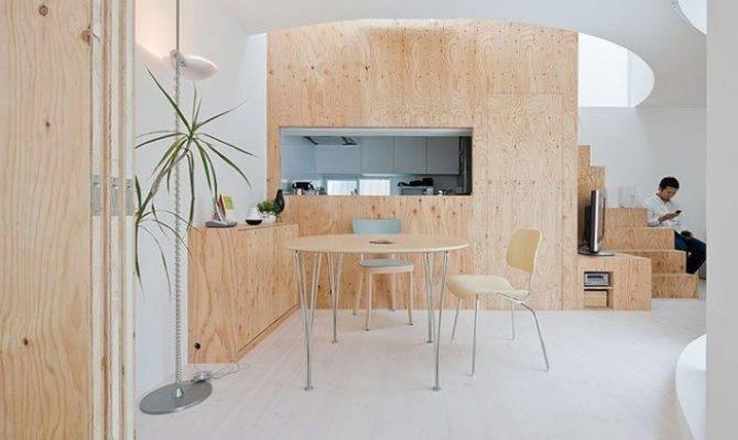Sperrholz Den Innenausbau Die Angenehm Warme Holzoptik Hause