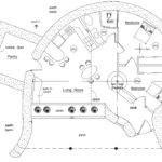 Spiral Earthbag House Enlarge