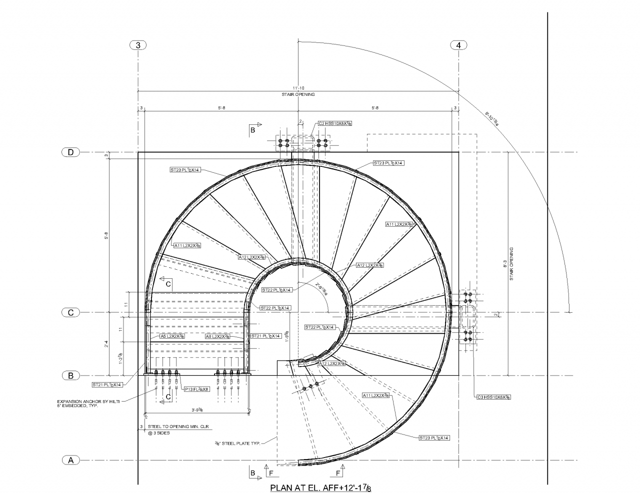 Spiral staircase plans pdf stanadyne shower trim