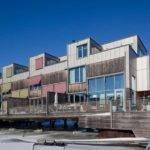 Splendid Triplex Apartment Over Water Sweden