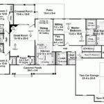 Split Bedroom House Plans Floor Plan