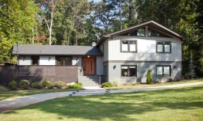 Split Level Addition Home Design Ideas Remodel