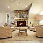 Split Level Beach Home Back Interior Design
