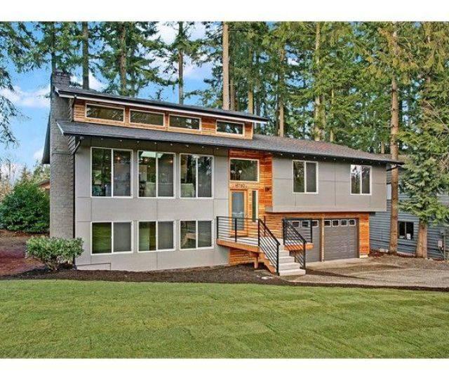 Split Level Home Designs: Split Level Front Porch Designs Home Comforts