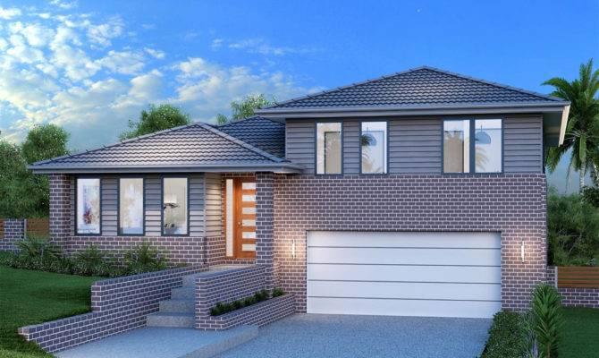 Split Level House Designs Nsw New Homes