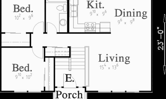 Split Level House Plans Small