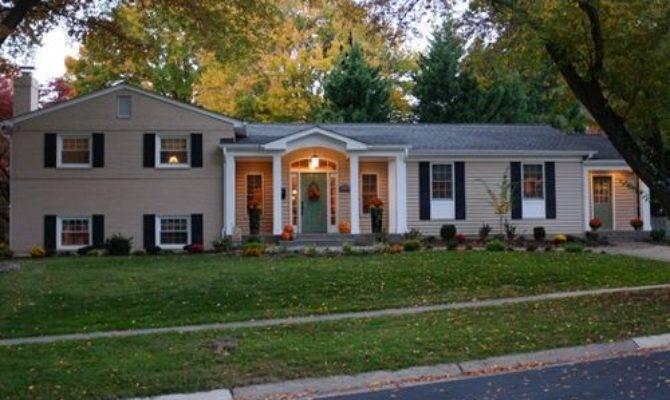 Split Level Ranch Home Design Ideas Remodel