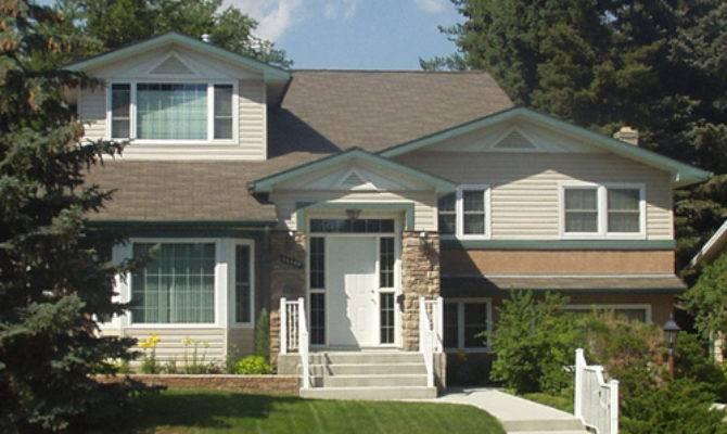 Split Personalities Level Homes