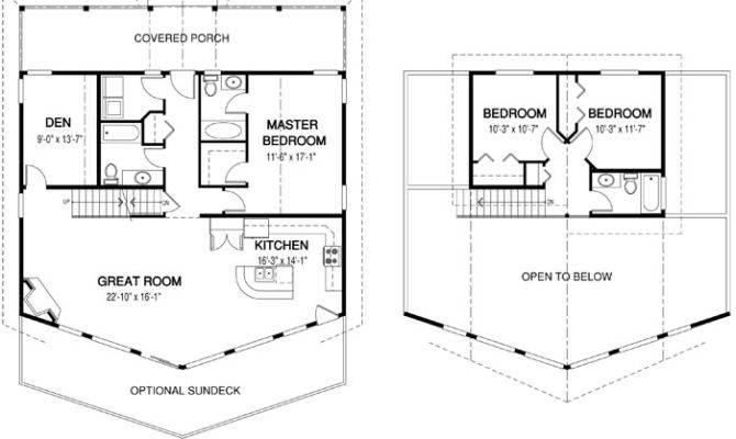 Springview Post Beam Cedar Home Plans Homes