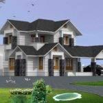 Sqft Bed Room House Exterior Home Design Inspiration