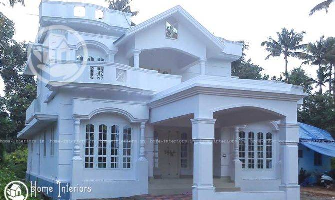 Sqft Bhk Beautiful Kerala Home