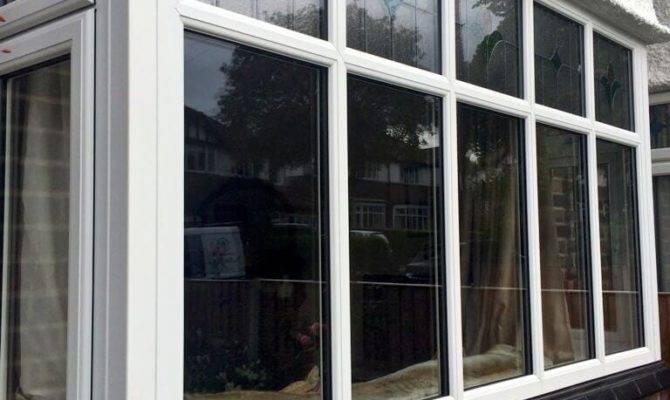Square Bay Window Black Cill Company