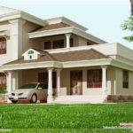 Square Feet Bedroom Home Design Kerala Floor Plans