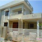 Square Feet House Cents Land Modern Interior