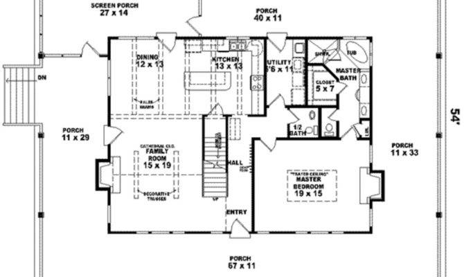 Square Feet House Plans Home Improvements