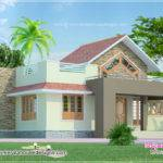 Square Feet One Floor House Kerala Home Design Plans