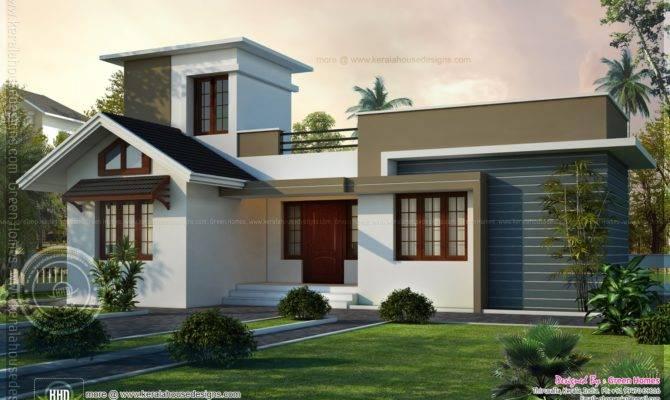 Square Feet Small House Design Kerala Home Floor