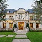 Square Foot French Inspired Home Highland Park