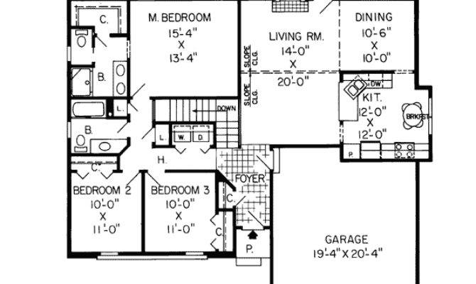 Square Foot House Plans Eplans Craftsman Plan
