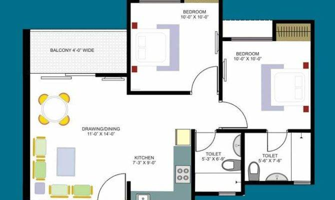 Square Foot House Plans Floor
