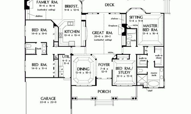 Square Foot House Plans Plan