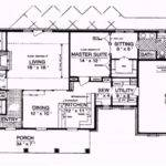 Square Foot Ranch House Plans Elegant Style