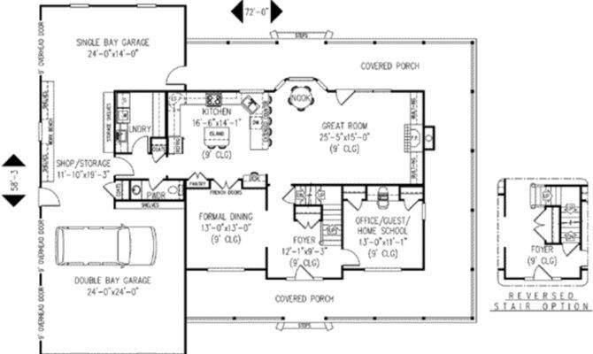 Square Foot Ranch House Plans Home Design Style