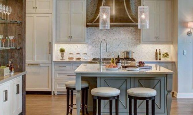 Square Kitchen Island Ideas Remodel Decor