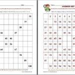 Square Lcses Home Hundred Chart Main Line Precious