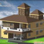 Square Meter House Elevation Design