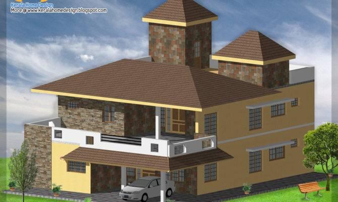 Square Meter House Elevation Design