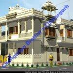 Sri Nath Singh Royal House Rajasthani Mewari Stayle