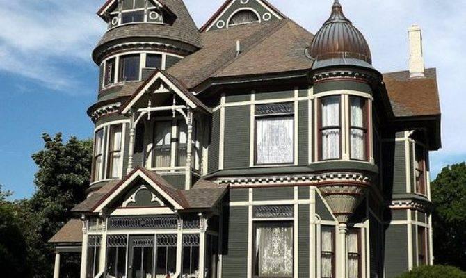 Sta Queen Anne Houses Erna Pinterest