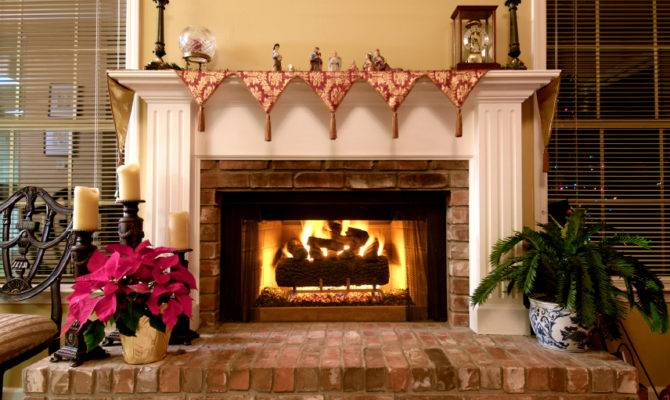 Staging Tips Sell House Fireplace